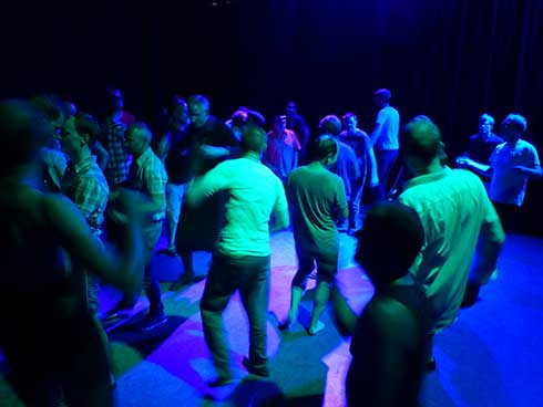 party im sommercamp